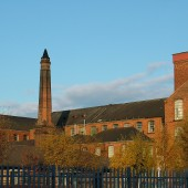 Armstrongs mill, Ilkeston