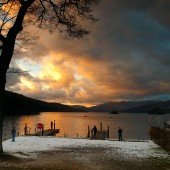 Twilight at Windermere