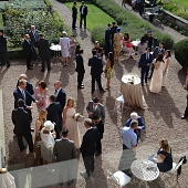 Part of the wedding of Natasha and Matt