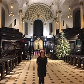 Alice at St Clement Danes